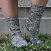Shifty Rib Socks pattern