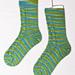 Vida Socks pattern