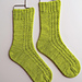 Riverbend Socks pattern