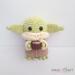 Baby Yoda Amigurumi pattern
