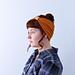 Retro-Inspired Crochet Headband pattern