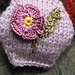Glam up Your Hexipuff - Hollyhock pattern