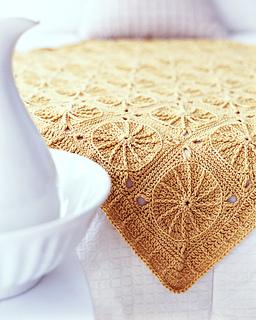 Ravelry: Sunny Spread pattern by Ellen Gormley