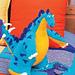 Stegosaurus Toy pattern