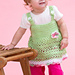 Peapod Baby Sundress pattern