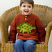 Boy's Dino Sweater pattern