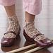 Lace Ankle Socks pattern