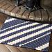 Diagonal Rug pattern