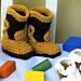 Cowboy Boots pattern