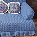 Kitty Couches Blue Couch pattern