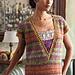 #06 V-Neck Pullover pattern