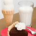 Chocolate Pie & Ice Cream: Chocolate Pie pattern