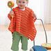 Baby Poncho pattern