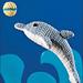 Playful Dolphin pattern