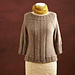 Fitted Pullover #L0173AD pattern