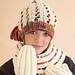 Weave a Little Color: Hat pattern