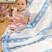 Lazy Daisy Blanket pattern