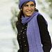 Spiral Hat and Scarf pattern