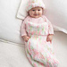 Baby Cocoon (Knit) pattern