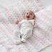 Clusters Baby Blanket pattern