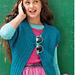 #25 Crochet Bolero pattern