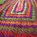 Oblong Wool-Eater Blanket pattern