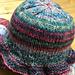 Ruffled Rascal Baby Hat pattern