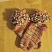 Beaded Toddler Socks pattern