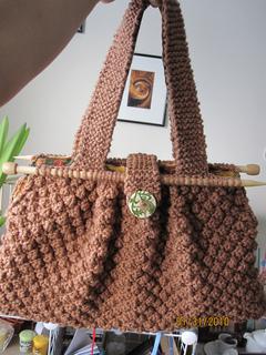 Knitting needle bag knitting bag knit needlr bag retro knitting needle bag knitting needle holder long knit needle containerknitneedleholder