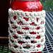 Eco-friendly Crocheted Drink Sleeve/Cozy pattern