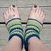 Yoga/Flip Flop Socks pattern