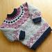 #28 Lopi Sweater pattern