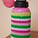 Flaschenüberzug pattern