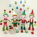 Christmas Elf Quartet pattern