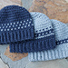 Baby Hat Scrapbuster pattern