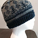 Winter's Morn Fair Isle hat pattern