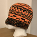 Hills and Valleys Fair Isle Hat pattern