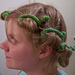 Mombot Companion: Knitted Curlers pattern