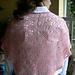 Hydrangea Petal Lace Shawl pattern