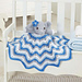Stella Lovey Blanket pattern