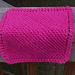 My First Dishcloth pattern