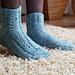 Oneway Slippers pattern
