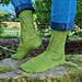 Eight Days A Week Socks pattern