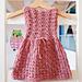 Scalloped Neckline Lace Dress pattern