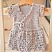 Lavender Wrap Dress pattern