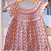 Like a Pink Cloud Dress pattern