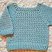 River Coast Sweater pattern