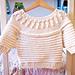 Stella Sweater pattern