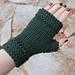 Quick Fancy Gloves pattern