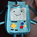 Video Game Guy Backpack pattern